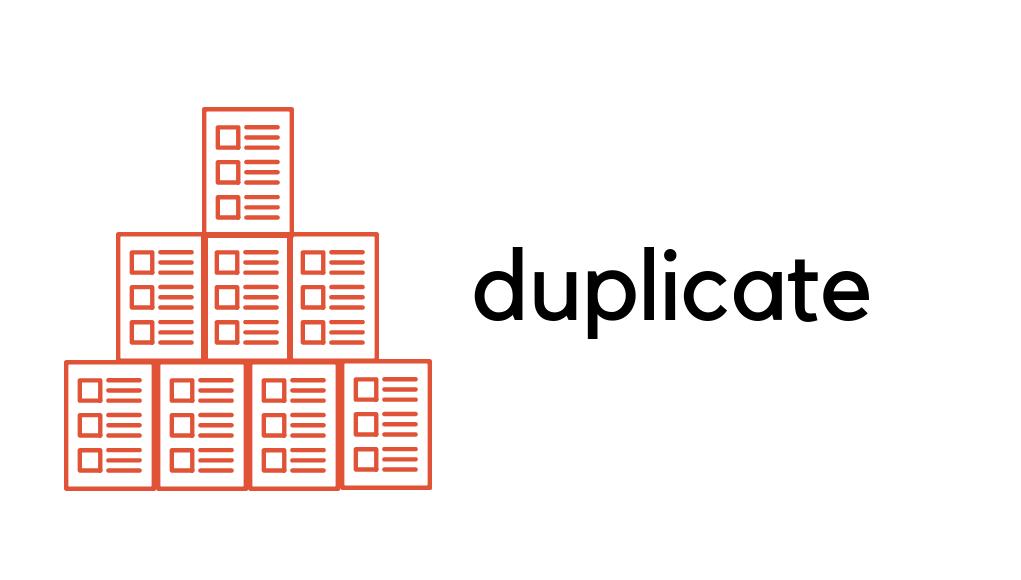 Duplicate content nedir?