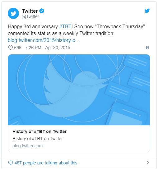 Twitter Özet Kartı